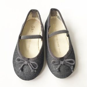 Like New BabyGap Sparkly Ballerina Shoes